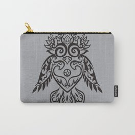 Forest Owl Carry-All Pouch