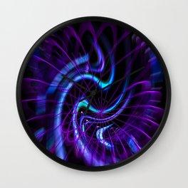 Abstract - perfetion 48 Wall Clock