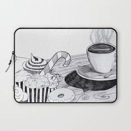 Sweet Coffee Laptop Sleeve