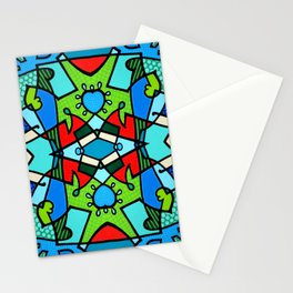 Vert Accord 2 Stationery Cards