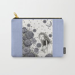 Summer's Night Carry-All Pouch