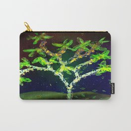 Abstract Tree Carry-All Pouch