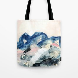 abstract painting II Tote Bag