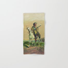 Buffalo Bill Cody - The Scout Hand & Bath Towel