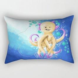 OCTOPUS MONSTER Rectangular Pillow