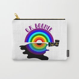 OK BOOMER Carry-All Pouch