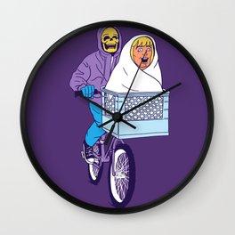 HE.T. Wall Clock