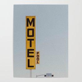 Desert Motel II Poster