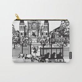 New Orleans Carry-All Pouch