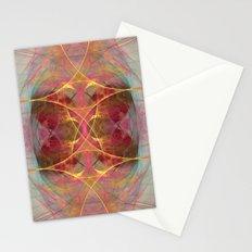 Owl Nebula Stationery Cards