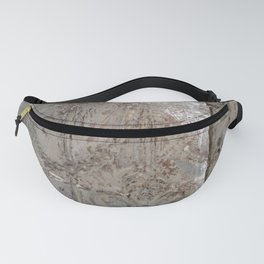 Brooklyn Ceiling Tile Fanny Pack
