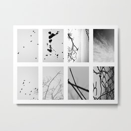 resources for my soul's sustenance Metal Print