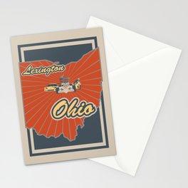 Lexington Ohio Stationery Cards