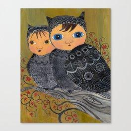Eulemen Canvas Print