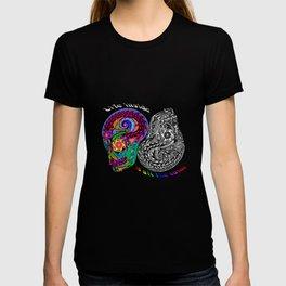 Life inside-  Yin & Yang T-shirt