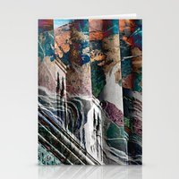 modern vampires of art history Stationery Cards featuring History by Stephen Linhart