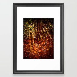 Blade Runner dream Framed Art Print