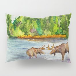 Isle Royale National Park Pillow Sham