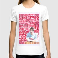 arctic monkeys T-shirts featuring Bigger Boys and Stolen Sweethearts - Arctic Monkeys by Frances May K