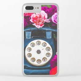 Pretty Please Clear iPhone Case