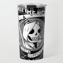 Grim Reaper Party Supplies Travel Mug