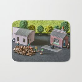 The Little Millers Coffee Corporation Bath Mat