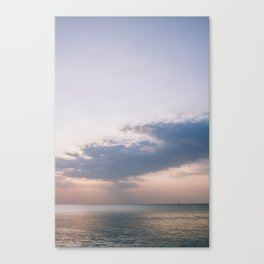 Phuket Island Sunset Canvas Print