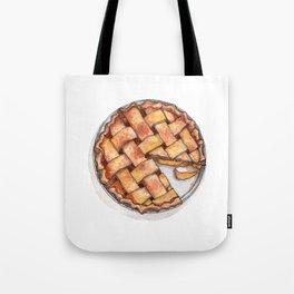 Desserts: Apple Pie Tote Bag