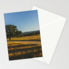 Campo - Pacific Crest Trail, California Stationery Cards
