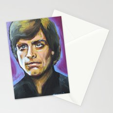 Luke Skywalker Stationery Cards