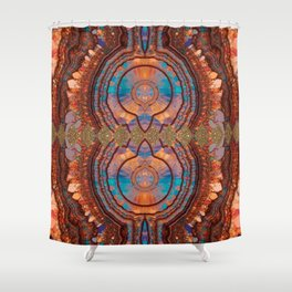 Rock Candy Party Shower Curtain