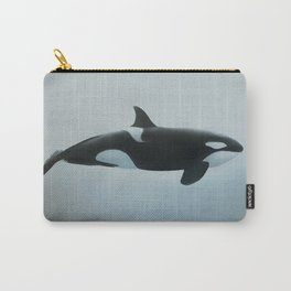 Wild Beauty Collection - Orca Carry-All Pouch