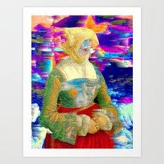Slim Aarons' Cosmic Polloi Art Print