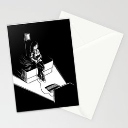 Perfect Control Stationery Cards