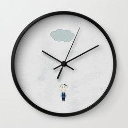 Monsieur Bizeau Wall Clock