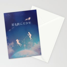 Strings of Fate Stationery Cards
