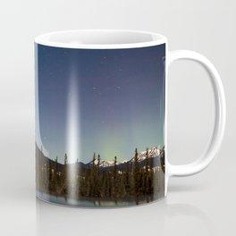 Northern lights #photography Coffee Mug