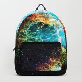 Crab Nebula Backpack
