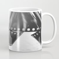 film Mugs featuring Film by Taylor Murray