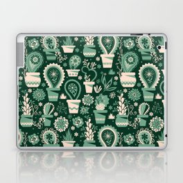 Paisley succulents Laptop & iPad Skin