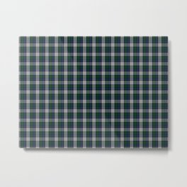 Graham Dress Tartan Metal Print