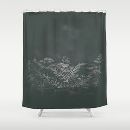 Gothic nature Shower Curtain
