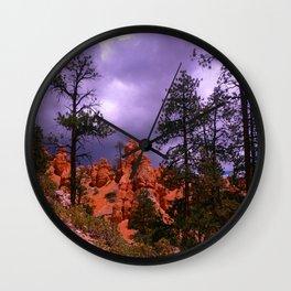 Bryce Canyon LH4 Wall Clock