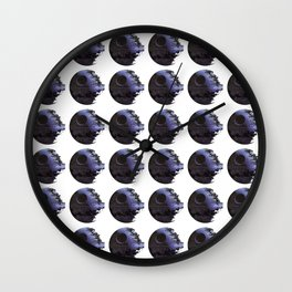 Deathstars Wall Clock