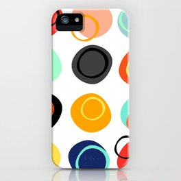 Color Drop iPhone Case