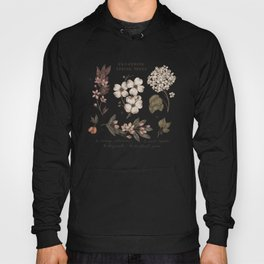 Flowering Spring Trees Hoody