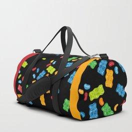 Jelly Beans & Gummy Bears Explosion Duffle Bag