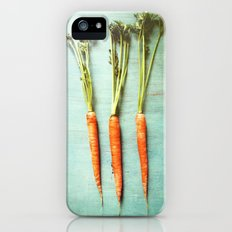 Eat Your Vegetables Slim Case iPhone (5, 5s)