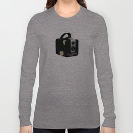 Brownie Camera Long Sleeve T-shirt
