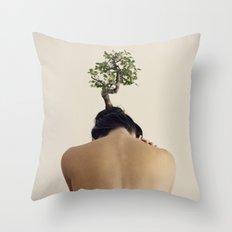Bonsai Throw Pillow